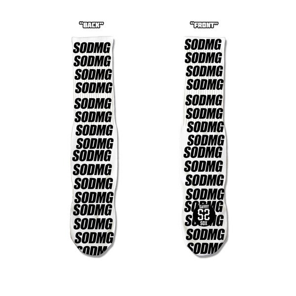 Image of SODMG White Socks