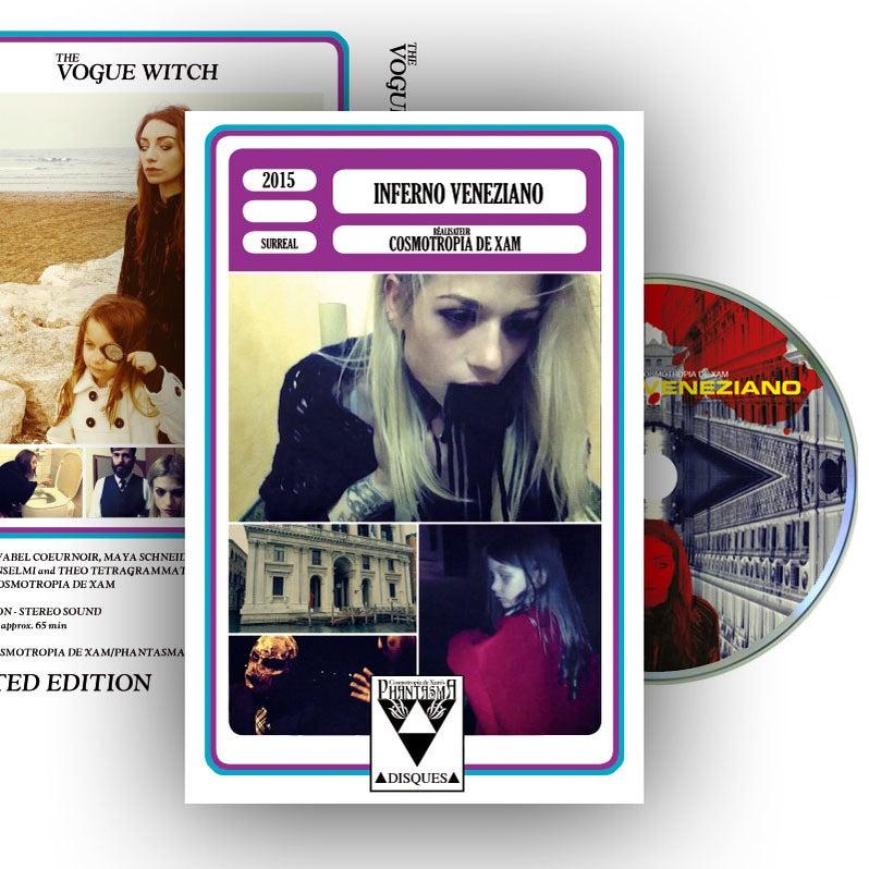 Image of PRE-ORDER: Inferno Veneziano DVD (Hardbox Design A) + FREE POSTER