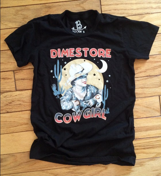 Image of Dimestore Cowgirl Tee