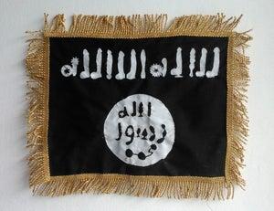 Image of Dildosis/Dildodaesh (Flag With Gold Trim 001)