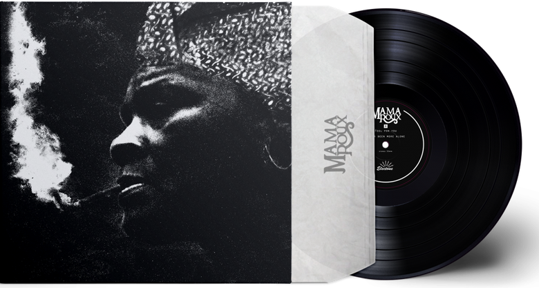 """Image of Mama Roux EP - First Edition 12"""" Vinyl Record (+ FREE Download)"""