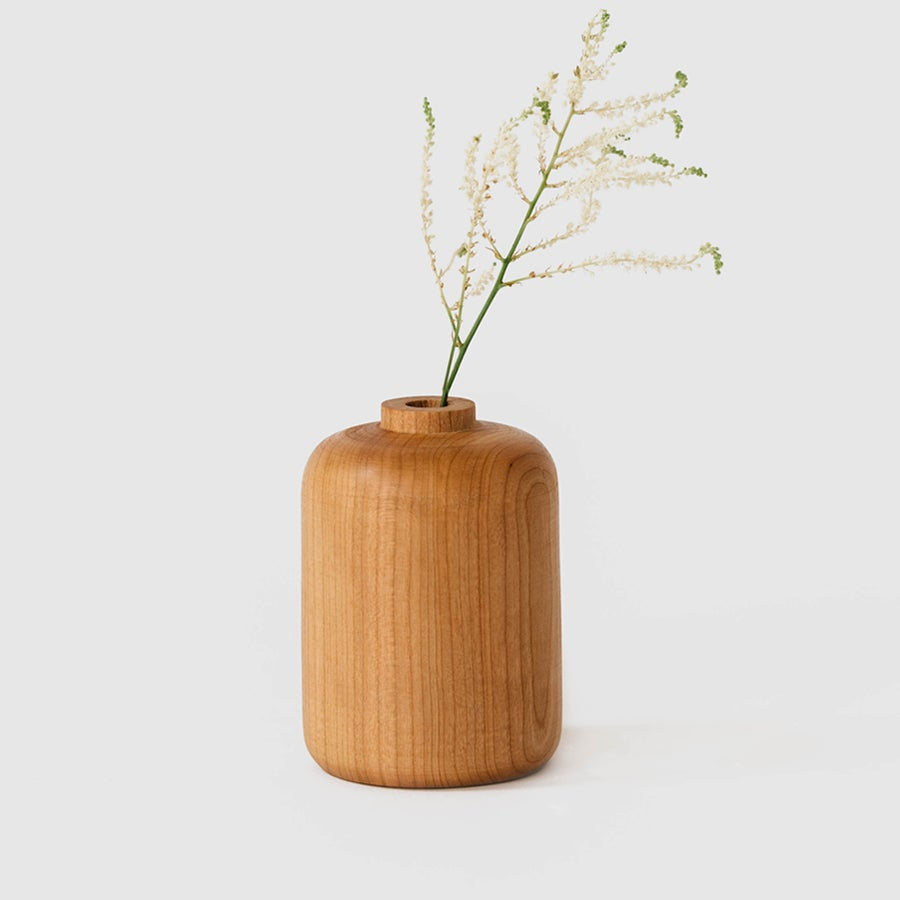 Image of Straight Cherry Bud Vase