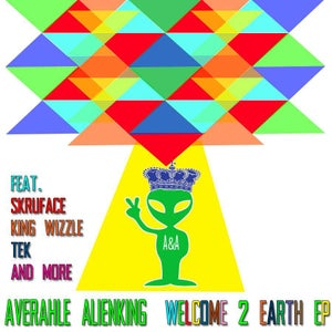 Image of Averahle AlienKing - Welcome 2 Earth Ep