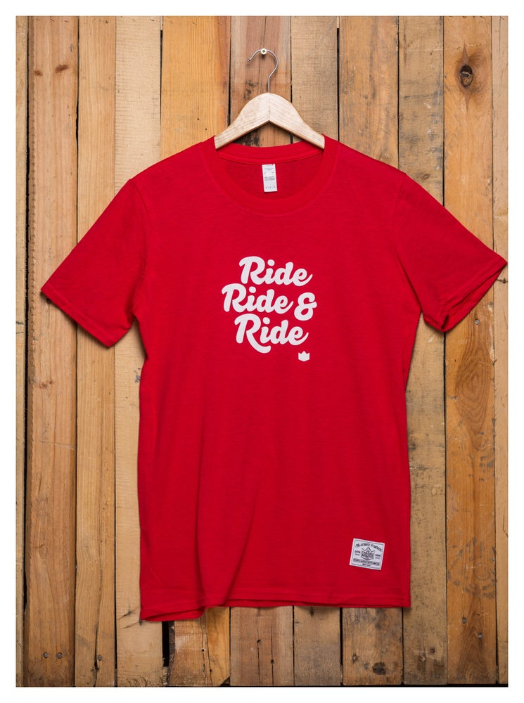 Image of RIDE & RIDE TEE