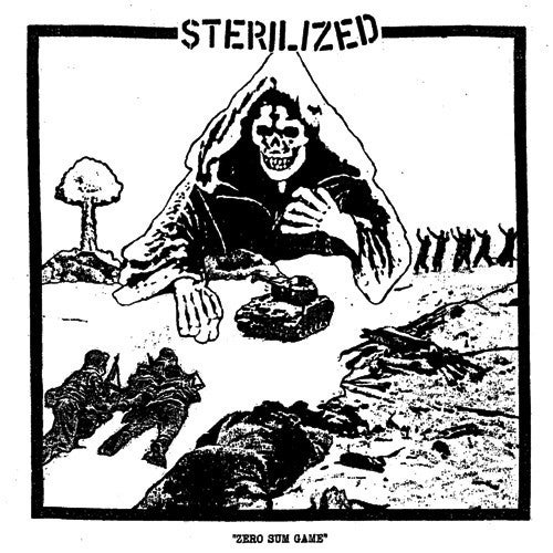 Image of STERILIZED – Zero Sum Game EP