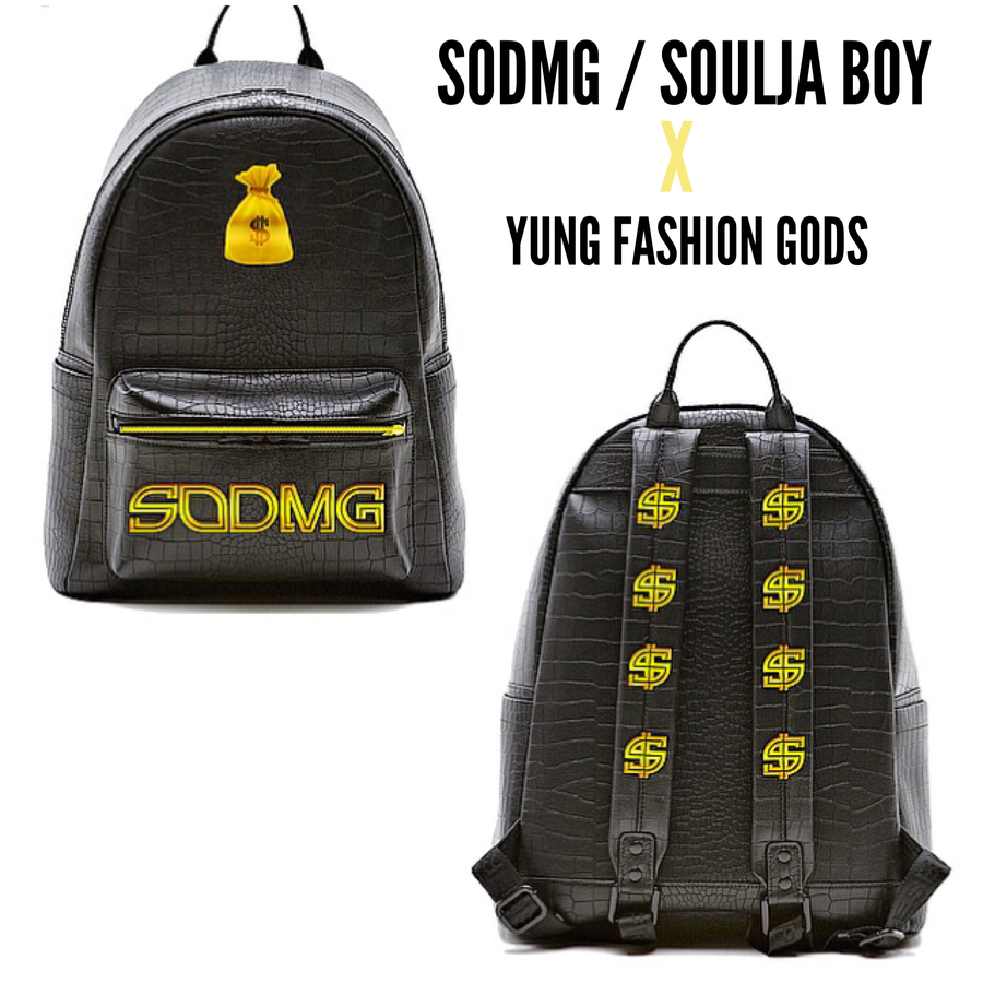 "Image of SODMG ""Money Bag"" Backpack"