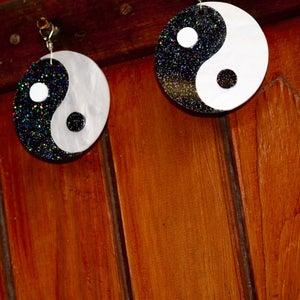 Image of Yin Yang Earrings |Marina Fini|