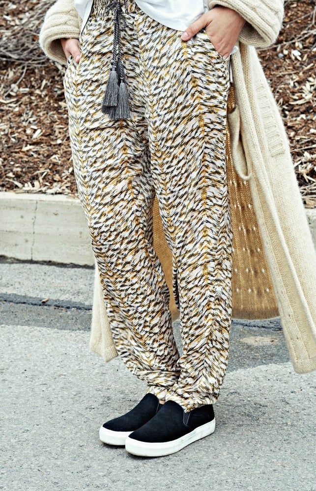 Image of Lightweight pants - H&M Conscious Collection