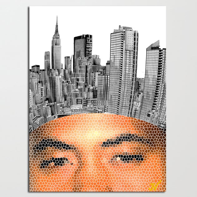 """Image of """"New York State Of Mind"""""""