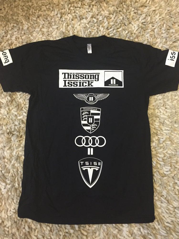 Image of Short Sleeve Logos Tee