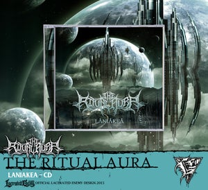 Image of THE RITUAL AURA - Laniakea CD