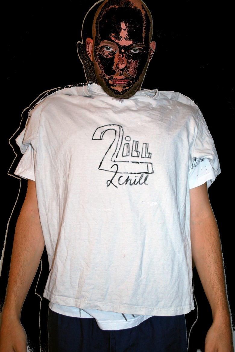 Image of 2Ill2ChIll Logoshirt Prototype