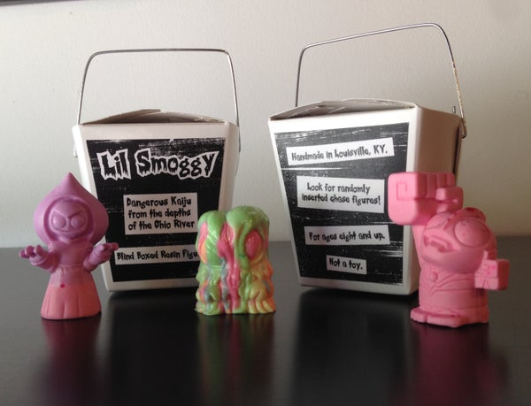 Image of Lil' Smoggy Blind Boxed Resin Figure