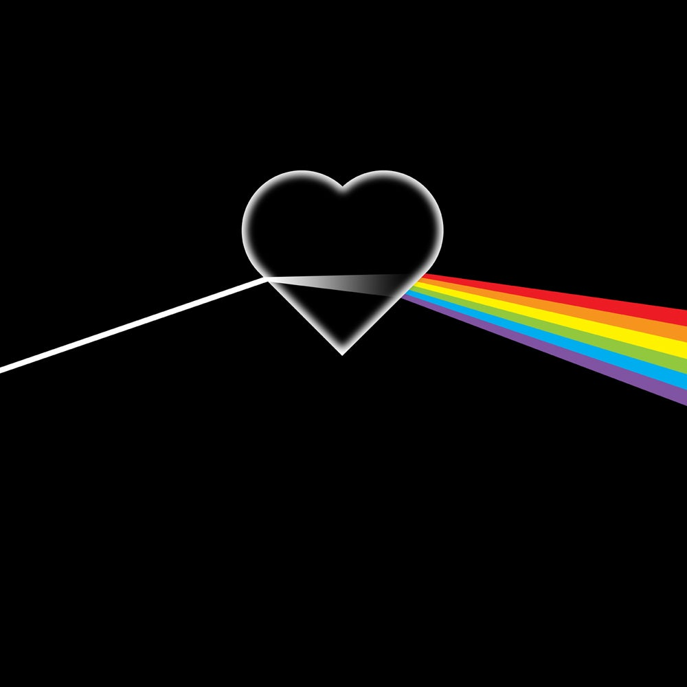 Image of Dark Side of Love - Giclee Print