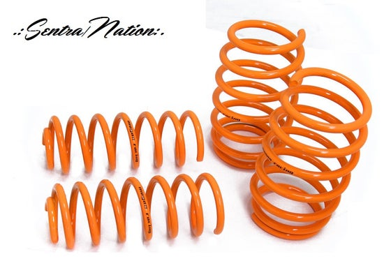 Image of (B16) Megan Racing Lowering Springs Sentra 07-12