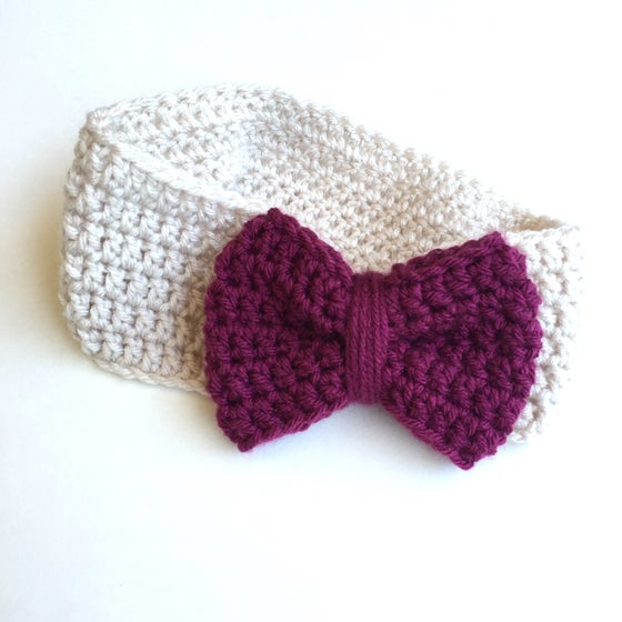 Image of Bow Headwrap