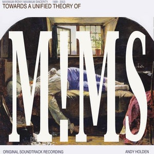 Andy Holden, TOWARDS A UNIFIED THEORY OF M​!​MS, 2015