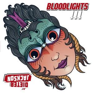 Image of Bloodlights / Dieter Jackson Split 7''