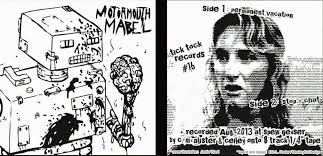 Image of Motormouth Mabel     Permanent Vacation    7""
