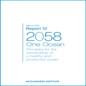 Image of Report 10 - One Ocean: Principles for the stewardship of a healthy and productive ocean