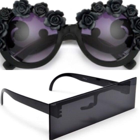 Image of BlackRose Sunnies😎 OR BlockG Sunnies
