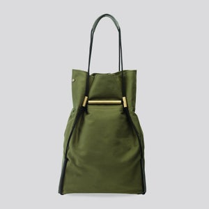 Image of Lasso - Shumai Tote Military Green