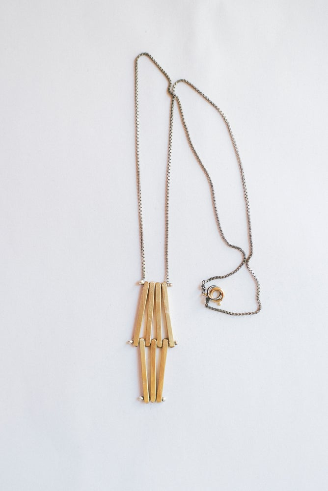 Image of Levels necklace no.1