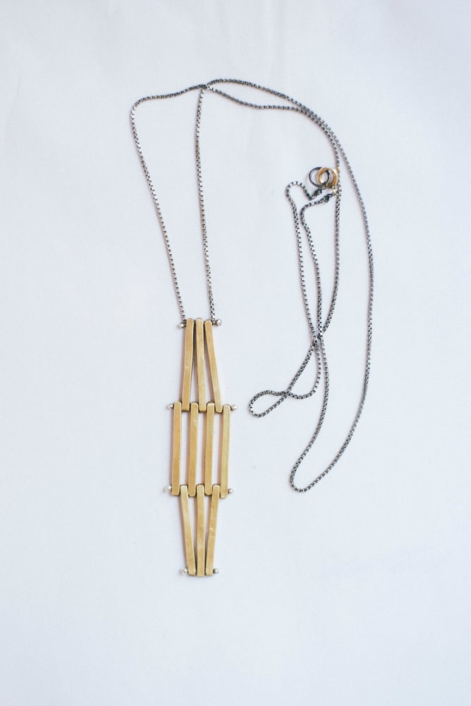 Image of Levels necklace no.2