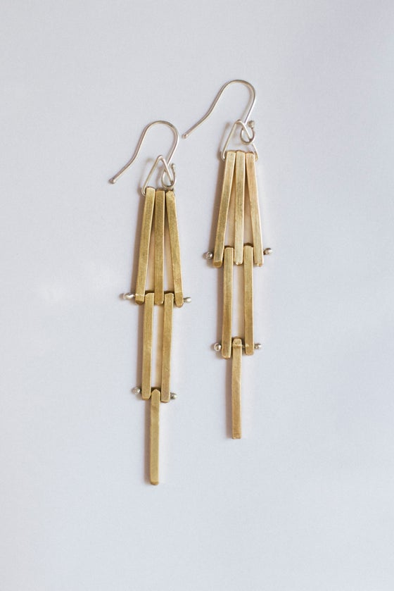 Image of Levels earrings