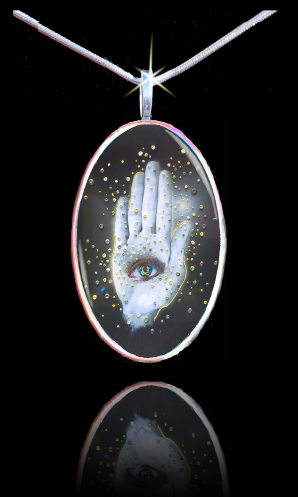 Image of The Hamsa Spiritual Protection Amulet