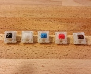 Image of Gateron Switch Sample Packs