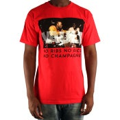 Image of No Ribs Tee (Red)