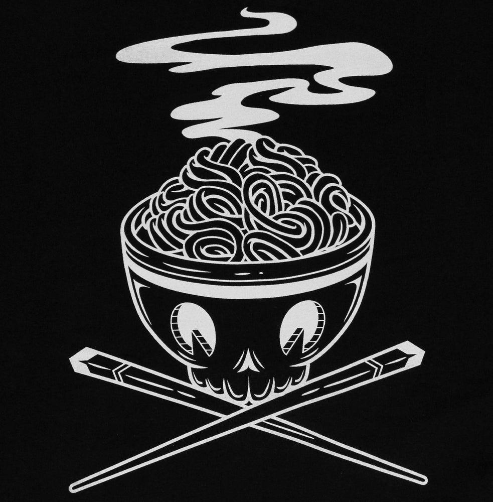 Image of Bowl N' Cross T-Shirt (Black)