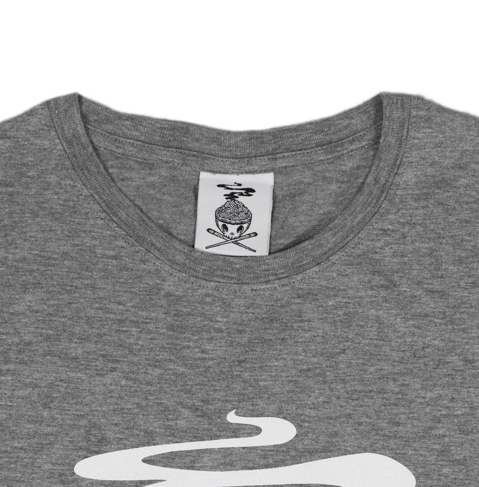Image of Bowl N' Cross T-Shirt (Grey)