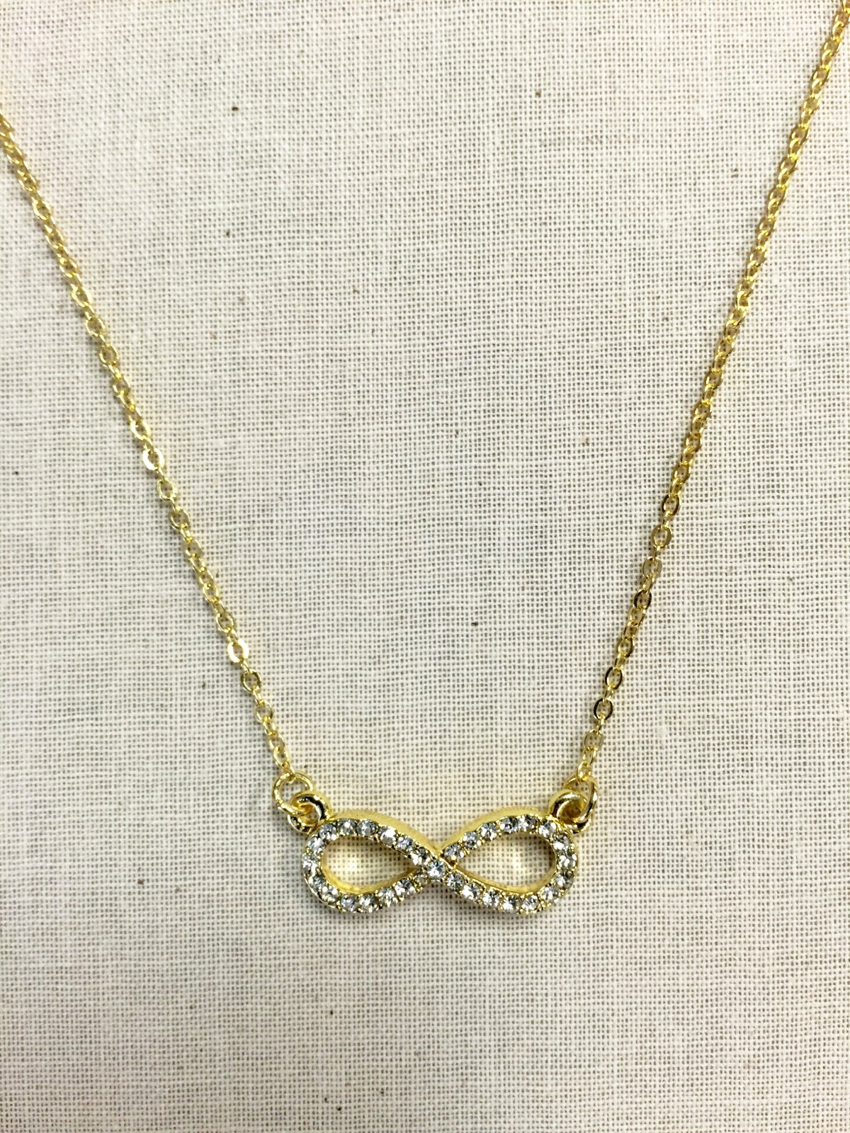 Image of Infinity Chain Necklace