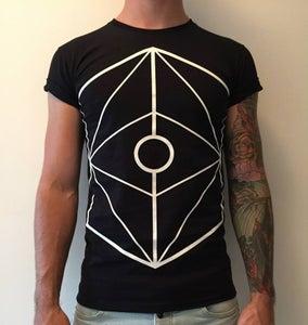 Image of Abstract diamond shirt