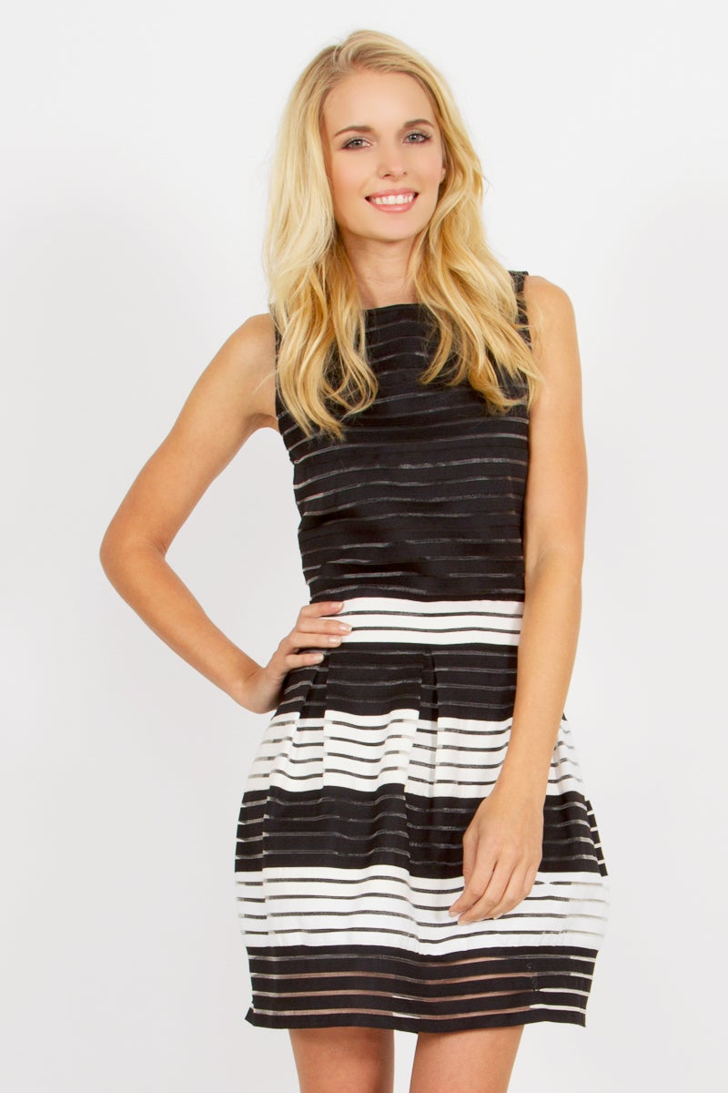 Image of Show Your Stripes Dress