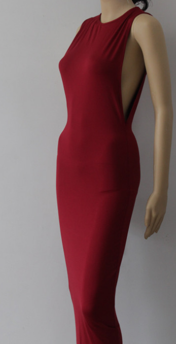 Image of Sexy new show body hot dress