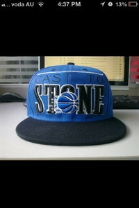 Image of Cast To Stone snapback