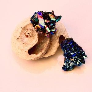 Image of Rainbow Quartz Rings |Marina Fini|