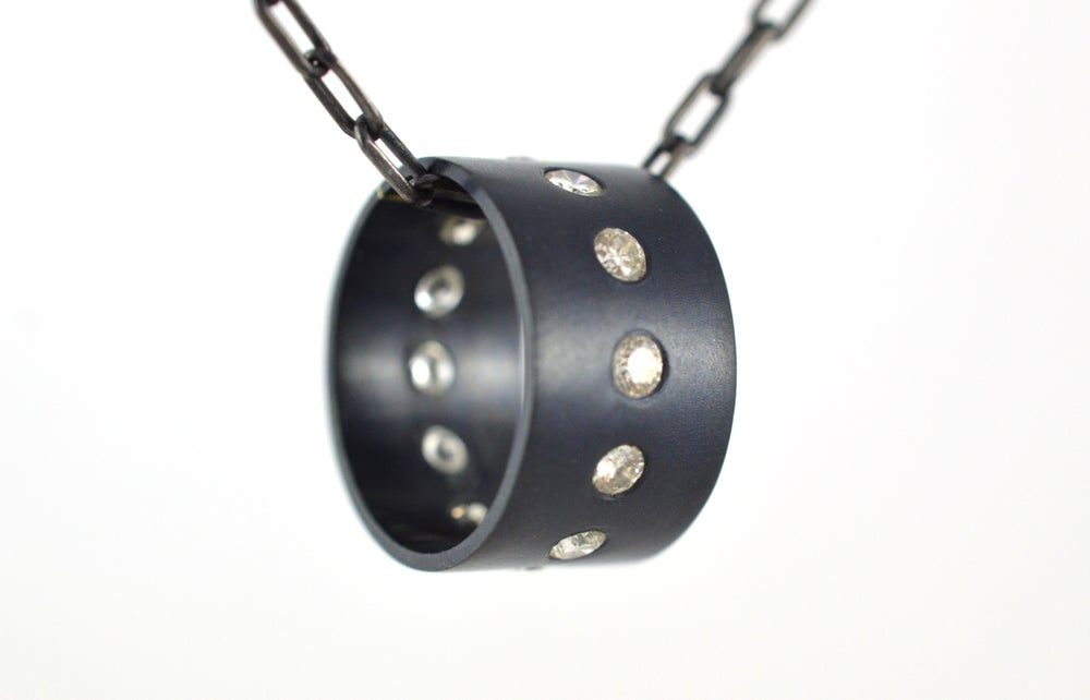 Image of Kimberly satellite pendant