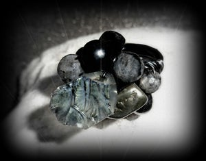 Image of Transcendence Rock Crystal Ring