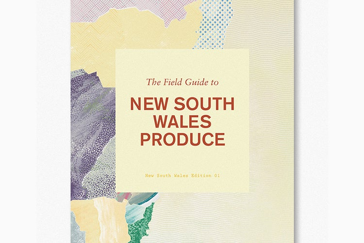 Image of field guide to nsw produce