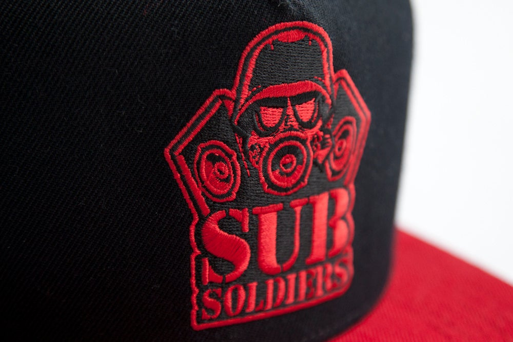 Image of SUB SOLDIERS '500'