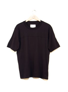 Image of Youth Machine - Standard Loose T-Shirt Black