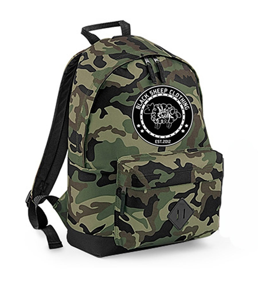 Image of CAMO BACKPACK (JUNGLE)