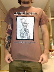 """Image of Annulment - """"Shithead"""" Shirt"""
