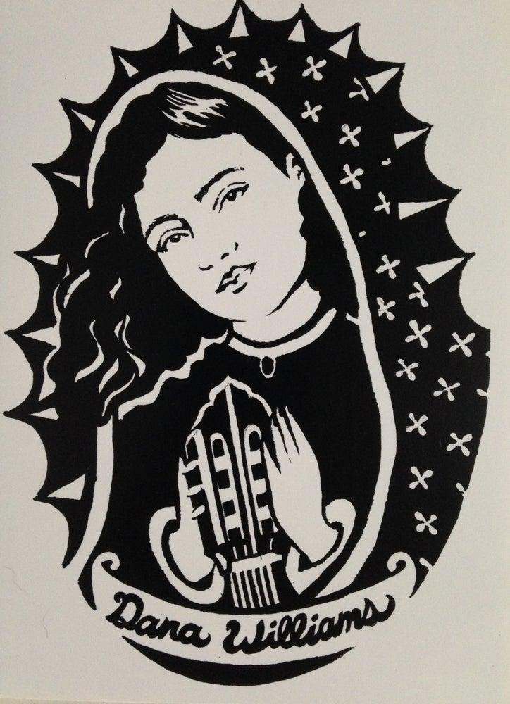 Image of Dana Mary Sticker