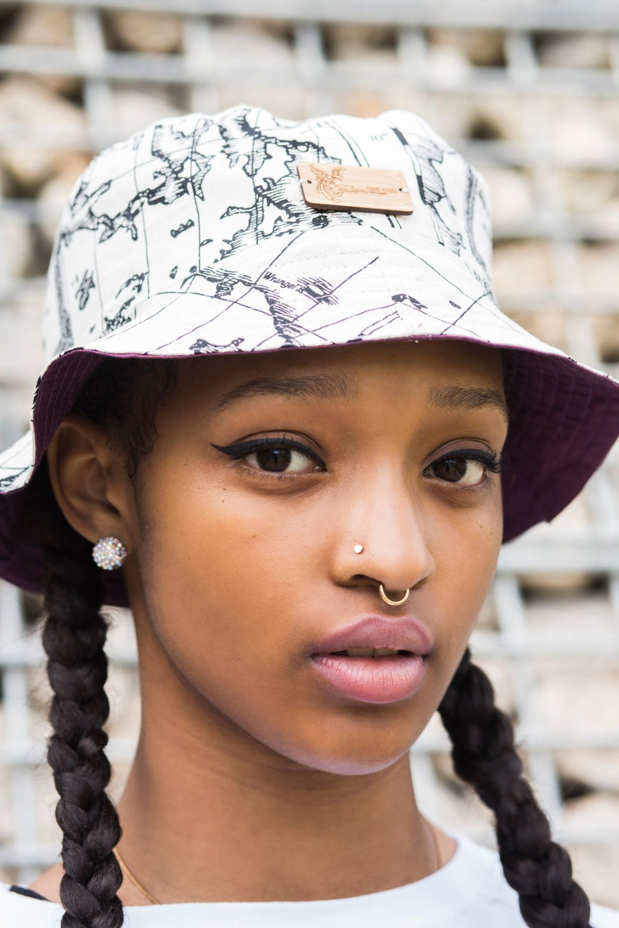 Image of TRUST (in the journey) Bucket Hat