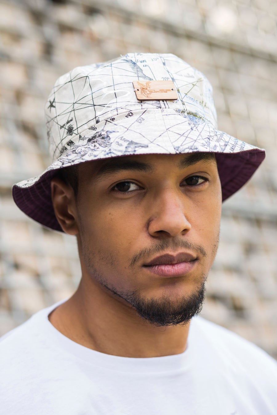 Image of TRUST (in the journey) - Waterproof Bucket Hat